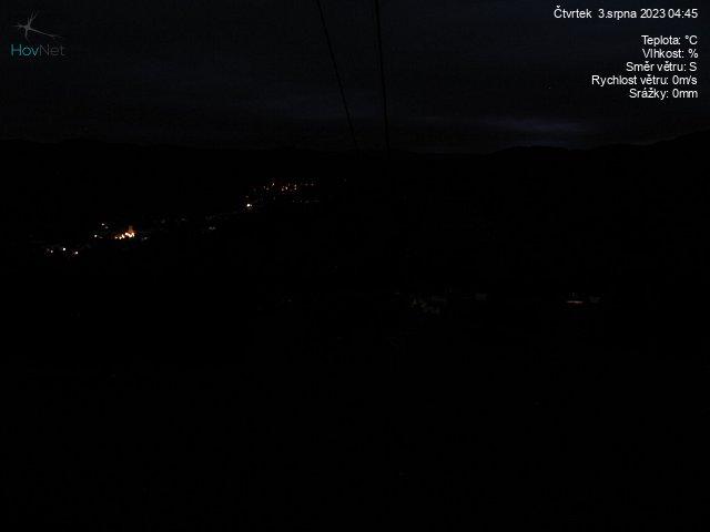 Webkamera Nový Hrozenkov - Vranča