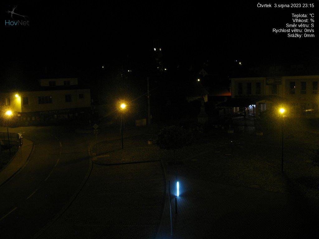 Webcam - Hovězí